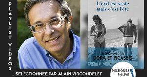 LA PLAYLIST VIDÉOS #12 @ ALAIN VIRCONDELET