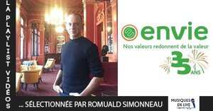 La playlist vidéos #15 @Romuald Simonneau