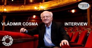 INTERVIEW MANUSCRITE #65 - VLADIMIR COSMA @ DIEGO ON THE ROCKS