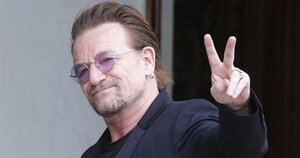Happy Birthday Bono - Never Without You !