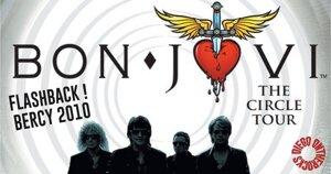 FLASHBACK : BON JOVI 2010 #LIVE REPORT @DIEGO ONTHEROCKS