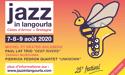 Festival Jazz In Langourla 25ème Edition – 7 > 9 Août 2020 – Théâtre de Verdure – Langourla