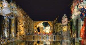 Gustav Klimt - Les Bassins de Lumières - Base sous-marine - Bordeaux