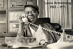 PLAYLIST VIDEOS SPECIALE LOUIS ARMSTRONG @ FRANCK HERCENT