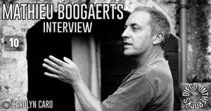 INTERVIEW MANUSCRITE #76 - MATHIEU BOOGAERTS @ DIEGO ON THE ROCKS