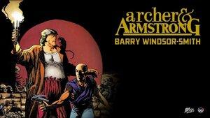 ARCHER ET ARMSTRONG-CHRONIQUE BD@ALAIN SALLES