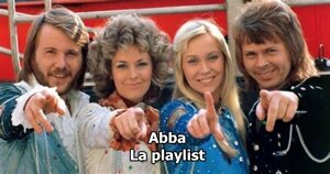 La playlist vidéos spéciale ABBA !