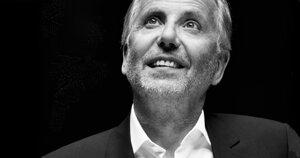 Fabrice Luchini lit les fables de La Fontaine @Franck Hercent