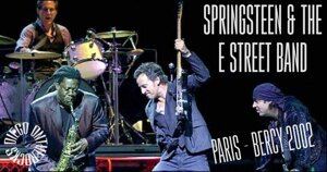FLASHBACK : SPRINGSTEEN 2002 #LIVE REPORT @ DIEGO ON THE ROCKS