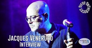 INTERVIEW MANUSCRITE #79 – JACQUES VENERUSO @ DIEGO ON THE ROCKS