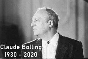 PLAYLIST VIDEOS SPECIALE CLAUDE BOLLING