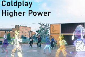 Coldplay - Higher Power - Mise en Orbite de leur Nouveau Single