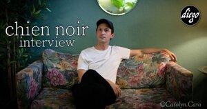 INTERVIEW MANUSCRITE #83 – CHIEN NOIR @ DIEGO ON THE ROCKS