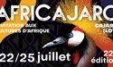 Festival Africajarc 2021 – 22 > 25 juillet – Stade de Foot – Cajarc