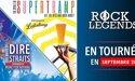 ROCK LEGENDS SPECTACLE – SUPERTRAMP & DIRE STRAITS performed by LOGICALTRAMP & MONEY FOR NOTHING- Samedi 11 Septembre  2021 – Cité des Congrès – Nantes