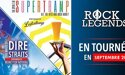 ROCK LEGENDS SPECTACLE – SUPERTRAMP & DIRE STRAITS performed by LOGICALTRAMP & MONEY FOR NOTHING – Mercredi 15 Septembre 2021- Salle Sceneo – Longuenesse