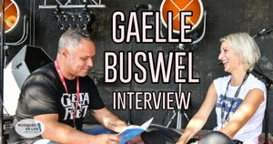 INTERVIEW MANUSCRITE #90 – GAELLE BUSWEL @ DIEGO ON THE ROCKS